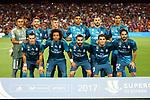 Supercopa de Espa&ntilde;a - Ida.<br /> FC Barcelona vs R. Madrid: 1-3.