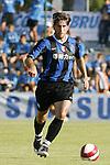 Inter Milan's Andrade Maxwell