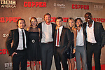 Copper Premiere, BBC America. At MOMA.