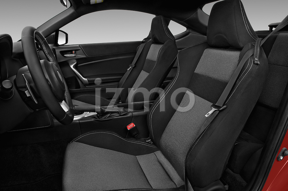 Front seat view of 2017 Toyota 86 Automatic 2 Door Coupe Front Seat  car photos