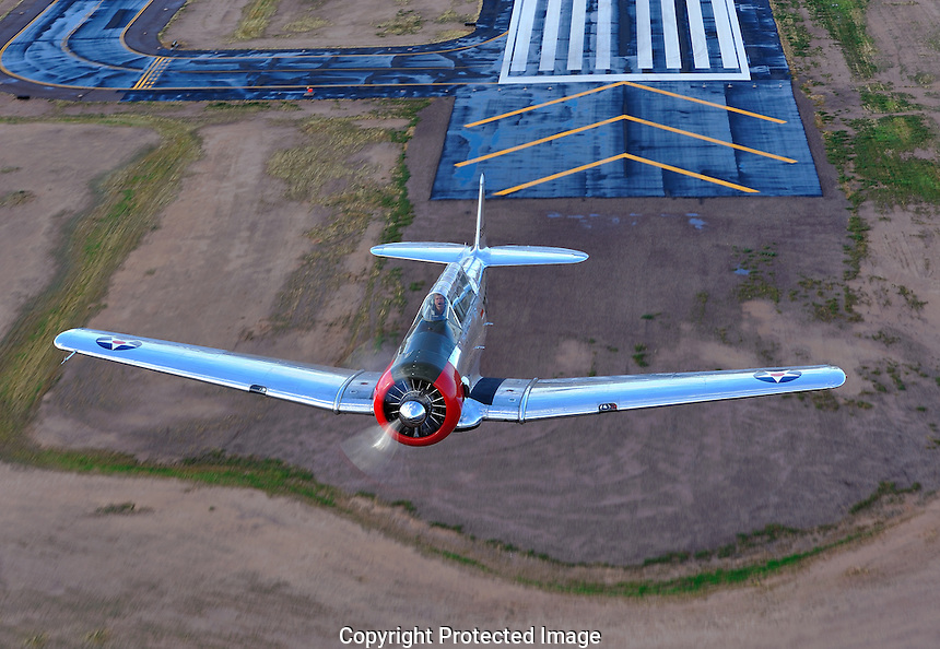 T-6 Texan, WWII trainer.warbird,airplane,aviation,classic,