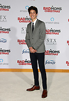 WESTWOOD, CA - OCTOBER 30: Milo Manheim, at Premiere Of STX Entertainment's 'A Bad Moms Christmas' At The Regency Village Theatre in Westwood, California on October 30, 2017. Credit: Faye Sadou/MediaPunch