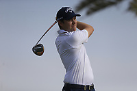 Steven  Brown (ENG) on the 6th tee during the 1st round of  the Saudi International powered by Softbank Investment Advisers, Royal Greens G&CC, King Abdullah Economic City,  Saudi Arabia. 30/01/2020<br /> Picture: Golffile | Fran Caffrey<br /> <br /> <br /> All photo usage must carry mandatory copyright credit (© Golffile | Fran Caffrey)