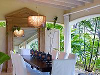 Greentails, Barbados