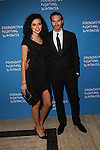 Gabriela Salvado and David Miller Attend the Foundation Fighting Blindness World Gala Held at Cipriani downtown located at 25 Broadway