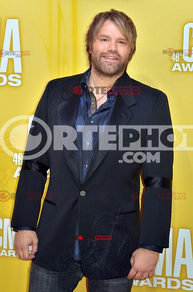 NASHVILLE, TN - NOVEMBER 1: James Otto on the Macy's Red Carpet at the 46th Annual CMA Awards at the Bridgestone Arena in Nashville, TN on Nov. 1, 2012. &copy; mpi99/MediaPunch Inc. ***NO GERMANY***NO AUSTRIA*** .<br /> &copy;NortePhoto