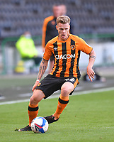 Hull City's Thomas Mayer<br /> <br /> Photographer Dave Howarth/CameraSport<br /> <br /> The EFL Sky Bet League One - Hull City v Crewe Alexandra - Saturday 19th September 2020 - KCOM Stadium - Kingston upon Hull<br /> <br /> World Copyright © 2020 CameraSport. All rights reserved. 43 Linden Ave. Countesthorpe. Leicester. England. LE8 5PG - Tel: +44 (0) 116 277 4147 - admin@camerasport.com - www.camerasport.com