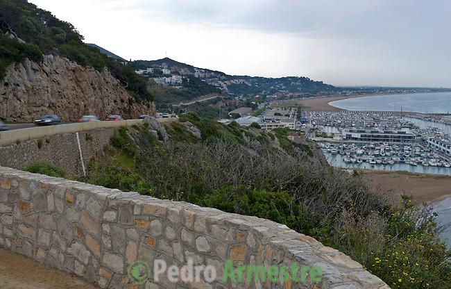 DESTRUCCION A TODA COSTA 2010 (DTC2010) Port Ginesta, Sitges. Barcelona. 06 de Junio 2010. © Pedro Armestre