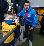 New Rangers signing Harry Forrester