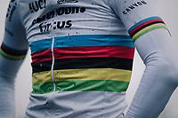 CX World Champion Mathieu Van Der Poel (NED/Correndon-Circus)<br /> <br /> Superprestige cyclocross Hoogstraten 2019 (BEL)<br /> Elite Men's Race<br /> <br /> ©kramon