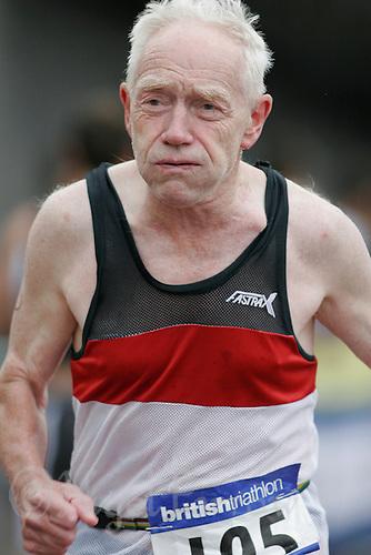 29 JUL 2006 - SALFORD, GBR - Ted Hoy - British Aquathlon Championships (PHOTO (C) NIGEL FARROW)