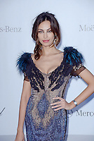 Madalina Ghenea attends the amfAR Gala at Hotel du Cap-Eden-Roc in Cannes, 24th May 2012...Credit: Timm/face to face / Mediapunchinc