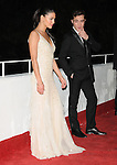 "Jessica Szohr & Ed Westwick at Art of Elysium 3rd Annual Black Tie charity gala '""Heaven"" held at 990 Wilshire Blvd in Beverly Hills, California on January 16,2010                                                                   Copyright 2009 DVS / RockinExposures"