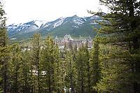 Banff, Rockies, Alberta, Canada.