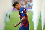 Presentation 1st team FC Barcelona 2019/2020.<br /> Philippe Coutinho.