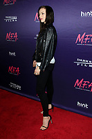 "LOS ANGELES - OCT 2:  Francesca Eastwood at the ""M.F.A."" Premiere at the The London West Hollywood on October 2, 2017 in West Hollywood, CA"