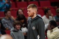 David Bertans (F, Washington Wizards, #42) - 22.01.2020: Miami Heat vs. Washington Wizards, American Airlines Arena