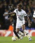 Tottenham's Joshua Onomah in action<br /> <br /> UEFA Europa League - Tottenham Hotspur v Monaco - White Hart Lane - England -10th December 2015 - Picture David Klein/Sportimage