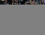 04.10.2019,,GER, 1. BBL, Hamburg Towers vs Syntainics BC im Bild Marshawn Powell (Hamburg #33) versucht sich gegen Strathinja Micovic (Syntainics #04) durchzusetzen Foto © nordphoto / Witke *** Local Caption ***