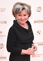 Imelda Staunton at The Old Vic Bicentenary Ball held at The Old Vic, The Cut, Lambeth, London, England, UK on Sunday13 May 2018.<br /> CAP/MV<br /> &copy;Matilda Vee/Capital Pictures