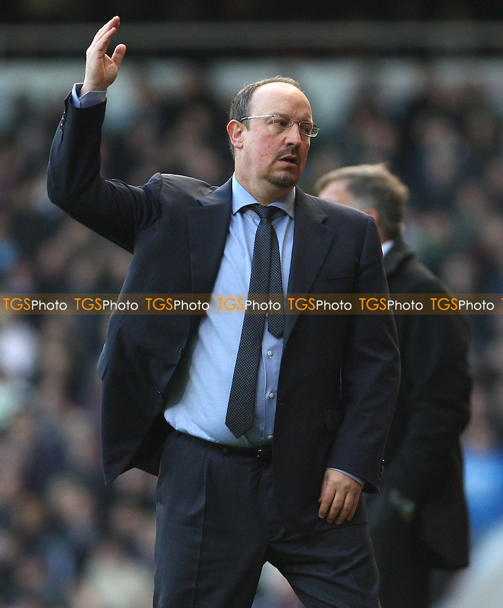 Chelsea manager Rafael Benitez - West Ham United vs Chelsea, Barclays Premier League at Upton Park, West Ham - 01/12/12 - MANDATORY CREDIT: Rob Newell/TGSPHOTO - Self billing applies where appropriate - 0845 094 6026 - contact@tgsphoto.co.uk - NO UNPAID USE.