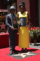 Alfonso Thornton, Sevenda Williams<br /> at the Luther Vandross Honored Posthumously Star on the Walk Of Fame, Redbury Hotel, Hollywood, CA 06-03-14<br /> David Edwards/DailyCeleb.com 818-249-4998