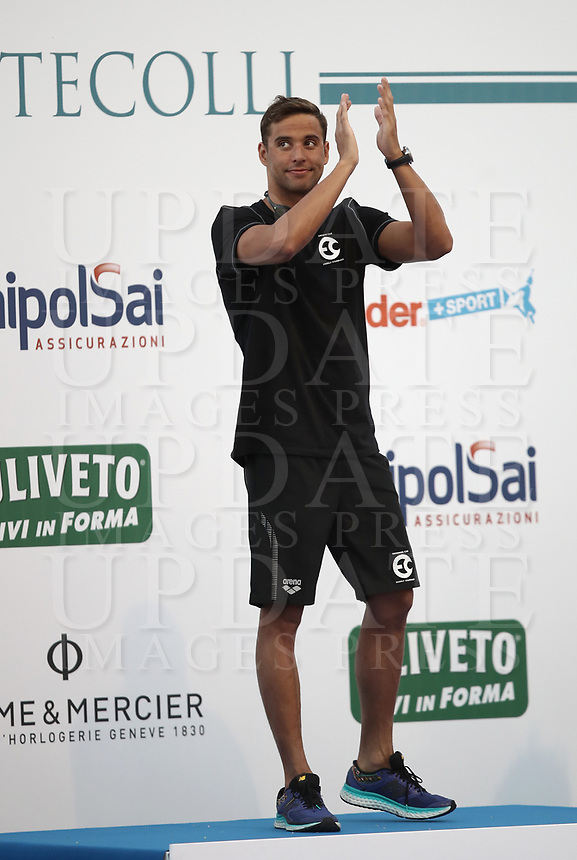 Nuoto 55 Settecolli trophy Foro Italico, Rome on June 29, 2018.<br />