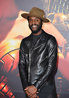 Gary Clark Jr. at the world premiere for &quot;Justice League&quot; at The Dolby Theatre, Hollywood. Los Angeles, USA 13 November  2017<br /> Picture: Paul Smith/Featureflash/SilverHub 0208 004 5359 sales@silverhubmedia.com