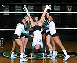 A few select images from the Tulane Women's Volleyball team and class photo shoot.