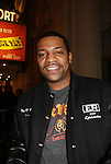 Mekhi Phifer (ER) stars in Broadway's Stick Fly at the Cort Theatre, New York City, New York on December 17, 2011. (Photo by Sue Coflin/Max Photos)