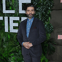 "03 March 2019 - New York, New York - Oscar Isaac. The World Premiere of ""Triple Frontier"" at Jazz at Lincoln Center. Photo Credit: LJ Fotos/AdMedia"