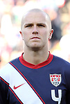 18 JUN 2010: Michael Bradley (USA). The Slovenia National Team played the United States National Team to a 2-2 at Ellis Park Stadium in Johannesburg, South Africa in a 2010 FIFA World Cup Group C match.