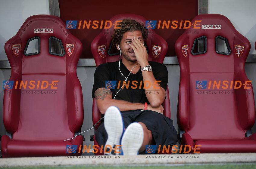 Alessio Cerci Torino, Torino 7-8-2014, Stadio Olimpico, Football Calcio 2014/2015 Europa League, Torino - Brommapojkarna, Foto Marco Bertorello/Insidefoto