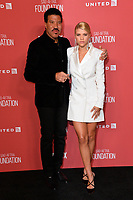 Lionel Richie &amp; Sofia Richie at the SAG-AFTRA Foundation's Patron of the Artists Awards at the Wallis Annenberg Center for the Performing Arts. Beverly Hills, USA 09 November  2017<br /> Picture: Paul Smith/Featureflash/SilverHub 0208 004 5359 sales@silverhubmedia.com