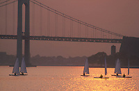 Throg's Neck bridge, Long Island, NY