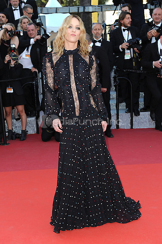 Vanessa Paradis at the &acute;Mal de Pierres` screening during The 69th Annual Cannes Film Festival on May 15, 2016 in Cannes, France.<br /> CAP/LAF<br /> &copy;Lafitte/Capital Pictures /MediaPunch ***NORTH AND SOUTH AMERICA ONLY***