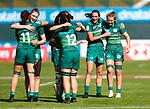 Womens Sevens on 29 November, Dubai Sevens 2018 at The Sevens for HSBC World Rugby Sevens Series 2018, Dubai - UAE - Photos Martin Seras Lima