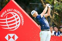 Cameron Smith (AUS) on the 3rd tee during the 3rd round of the WGC HSBC Champions, Sheshan Golf Club, Shanghai, China. 02/11/2019.<br /> Picture Fran Caffrey / Golffile.ie<br /> <br /> All photo usage must carry mandatory copyright credit (© Golffile | Fran Caffrey)