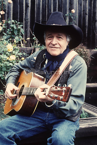 Ramblin' Jack Elliott  Jan.13,1998 &copy;Jay Blakesberg/MediaPunch<br /> NO GERMANY!!!!!<br /> Japan now OK to use!!!!!