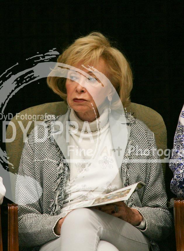 Former Spanish Minister Maria Teresa Fernandez de la Vega