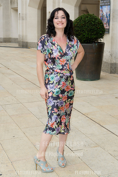 Laura Michelle Kelly arriving for the 2012 UK Theatre Awards, The Guildhall London. 28/10/2012. Picture by: Simon Burchell / Featureflash