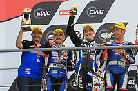 #96 MOTO AIN (FRA) YAMAHA YZF R1 SUPERSTOCK  ROLFO ROBERTO (ITA) MULHAUSER ROBIN (SUI) HILL STEFAN (GBR)<br /> SECOND OVERALL