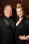 Frank and Kimberly DeLape at the Dominic Walsh Dance Theater's 10th Anniversary Season Gala at the Four Seasons Hotel Friday May 4,2012. (Dave Rossman Photo)