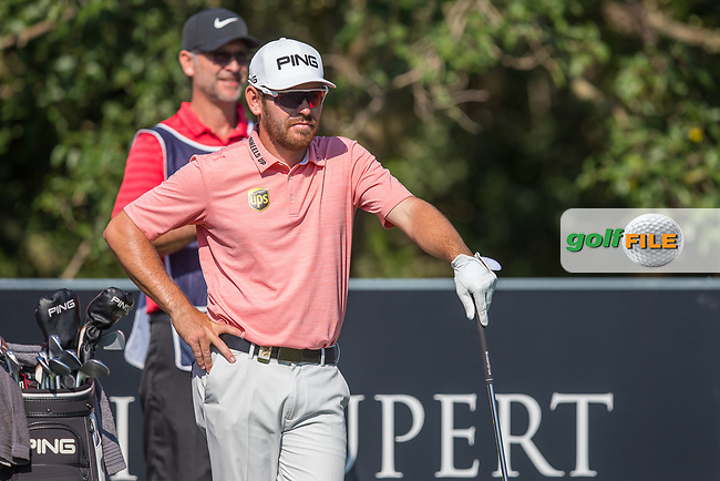 Louis Oosthuizen (RSA) during the 1st round of the Alfred Dunhill Championship, Leopard Creek Golf Club, Malelane, South Africa. 13/12/2018<br /> Picture: Golffile | Tyrone Winfield<br /> <br /> <br /> All photo usage must carry mandatory copyright credit (&copy; Golffile | Tyrone Winfield)