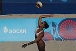 19/06/2015 - Beach Volleyball - Baku - Azerbaijan