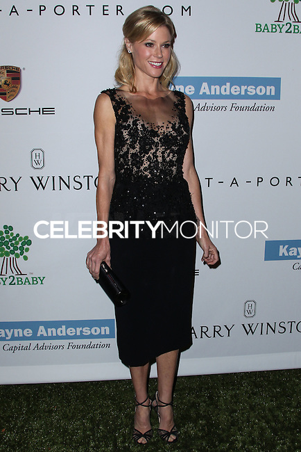 CULVER CITY, CA - NOVEMBER 09: Actress Julie Bowen arrives at the 2nd Annual Baby2Baby Gala held at The Book Bindery on November 9, 2013 in Culver City, California. (Photo by Xavier Collin/Celebrity Monitor)