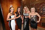 Ty Hafan Star Ball Hilton<br /> Cardiff Hilton<br /> Michelle Di Palma, Rachel Watling, Kelly Reardon Brown &amp; Suzanne Twamley.<br /> 27.09.13<br /> <br /> &copy;Steve Pope-FOTOWALES