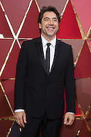 www.acepixs.com<br /> <br /> February 26 2017, Hollywood CA<br /> <br /> Javier Bardem arriving at the 89th Annual Academy Awards at Hollywood &amp; Highland Center on February 26, 2017 in Hollywood, California.<br /> <br /> By Line: Z17/ACE Pictures<br /> <br /> <br /> ACE Pictures Inc<br /> Tel: 6467670430<br /> Email: info@acepixs.com<br /> www.acepixs.com