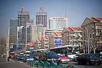 Urbanizzazione della città di Shanghai.<br /> Shanghai's urbanization