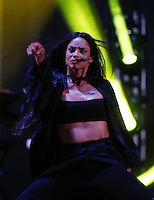 CIARA performs during The New Look Wireless Music Festival at Finsbury Park, London, England on Sunday 05 July 2015. Photo by Andy Rowland.